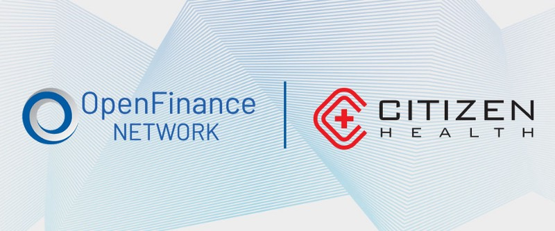 Announcement: Citizen Health Is Latest Partner to Join the OpenFinance Network